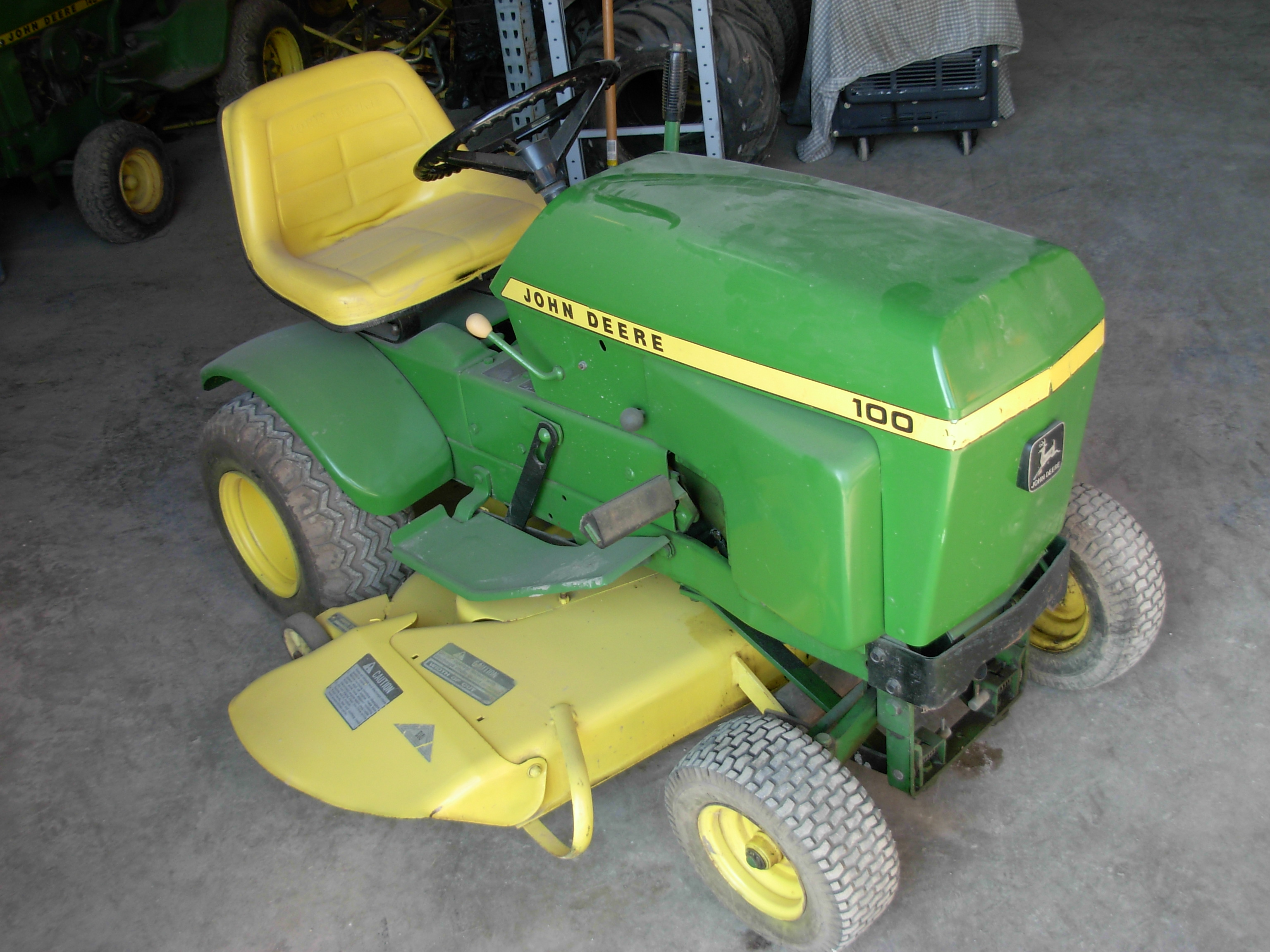 John deere 140 garden tractor parts car interior design for Garden machinery for sale