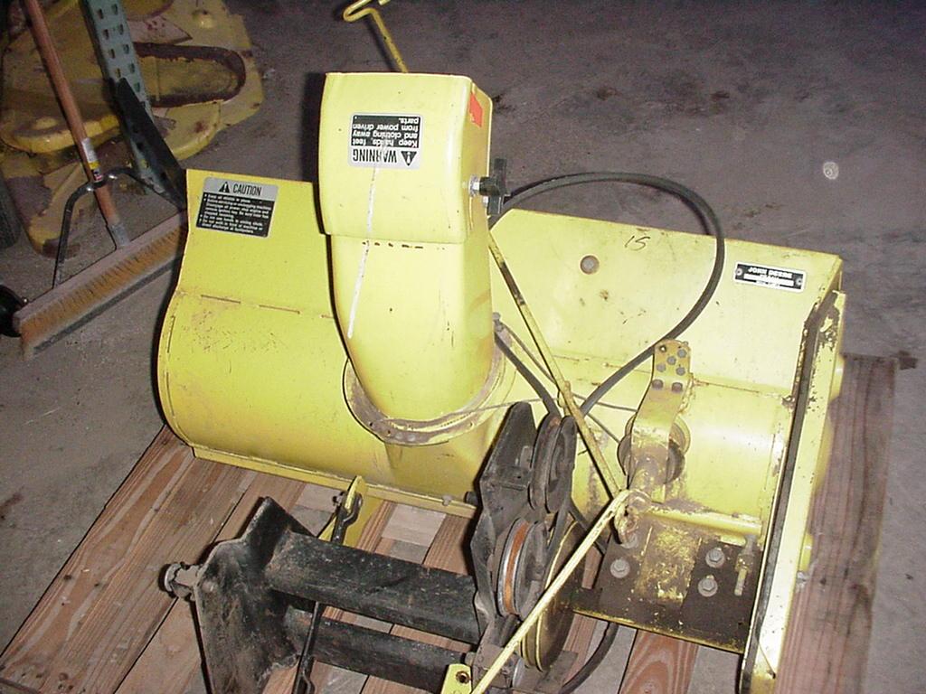 Lawn and Garden Tractor Attachments, J & D Lawn Tractor, Mendon, IL