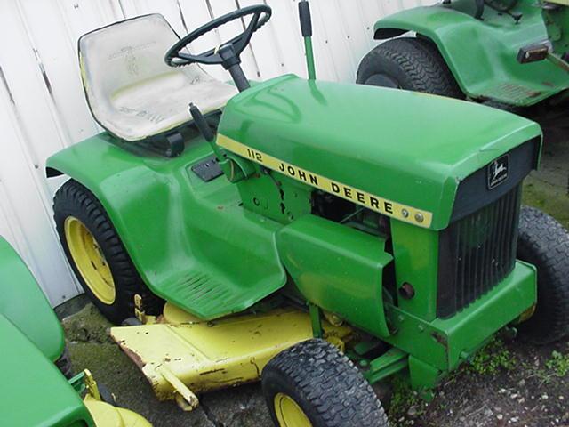 Briggs and Stratton Lawn Mower Engine - Rough Running Lawnmower